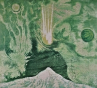 Verdinegra piedra azufre